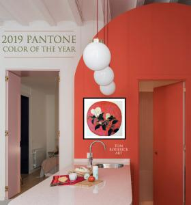 Color of the Year 2019 Living Coral
