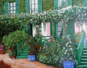 Giverny in June