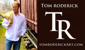 New Artwork by Tom Roderick