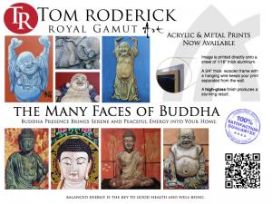 Asian Art By Tom Roderick Now Available